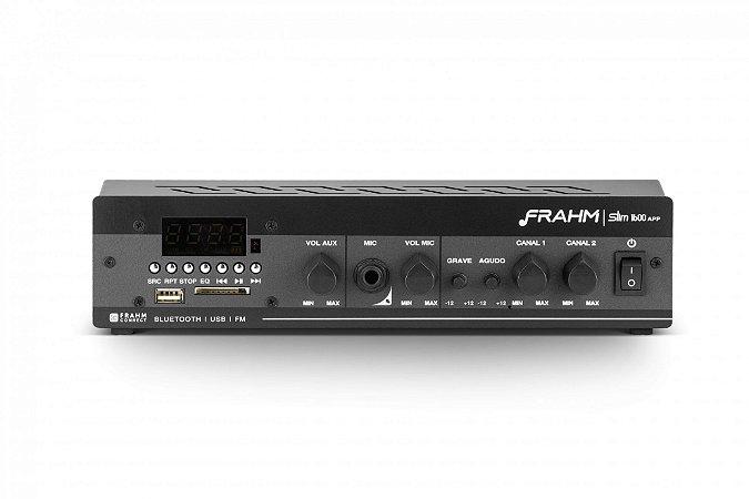 Amplificador Frahm SLIM 1600 APP