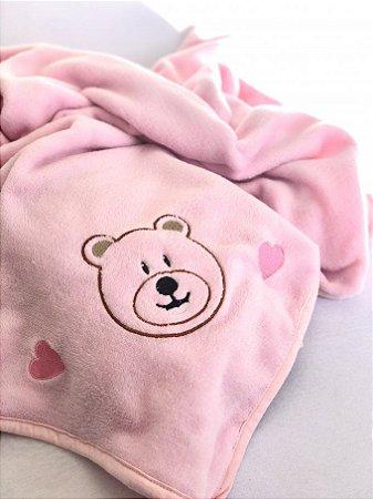 mantinha urso carinhoso