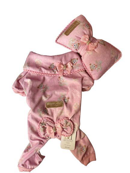 Pijama com almofada