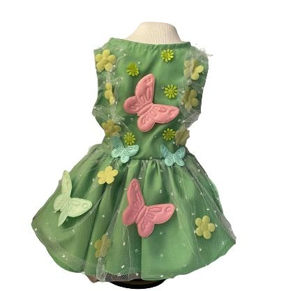 Vestidos Floresta Encantada