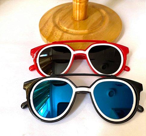 Óculos de Sol duo cor