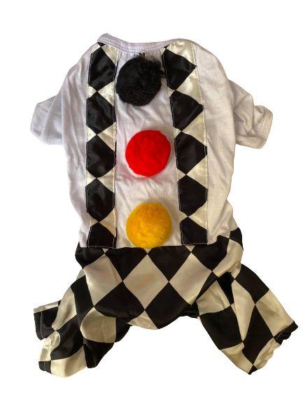 Macacão Pierrot