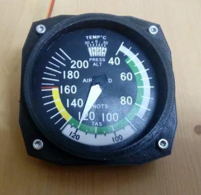 ASI Airspeed Indicator