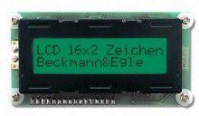Display 16x2 serial verde com BKL