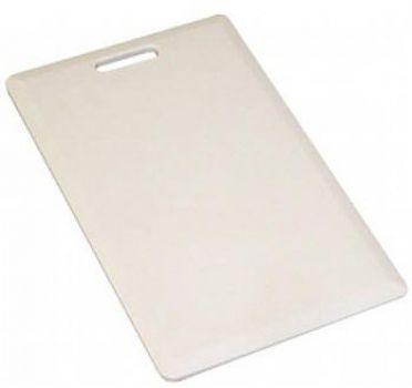 Tag RFID 125 KHz no formato cartão com furo