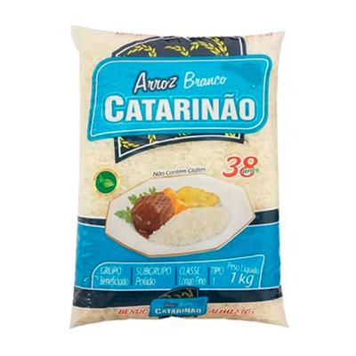 ARROZ 1KG CATARINÃO AGULHINHA