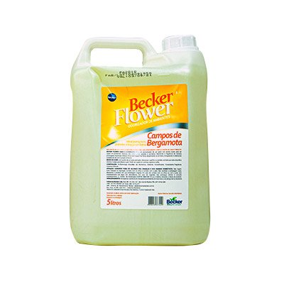 BECKER FLOWER CAMPOS DE BERGAMOTA CX4 / 5L