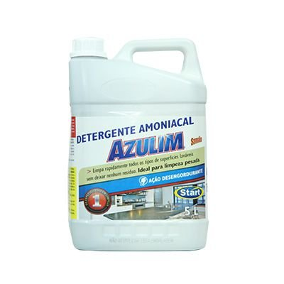 DETERGENTE AMONIACAL 5LT AZULIM START