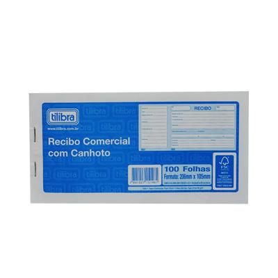 RECIBO COMERCIAL C/C 100F