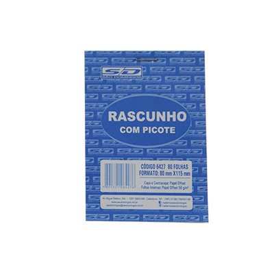 RASCUNHO C/PICOTE 80FLS