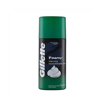 ESPUMA GILLETTE FOAMY MEN 175G