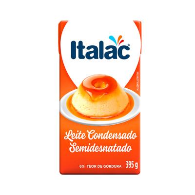 LEITE CONDENSADO 395G ITALAC