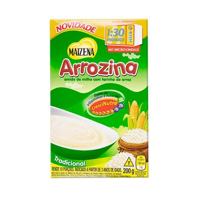 MAIZENA ARROZINA CART 200G