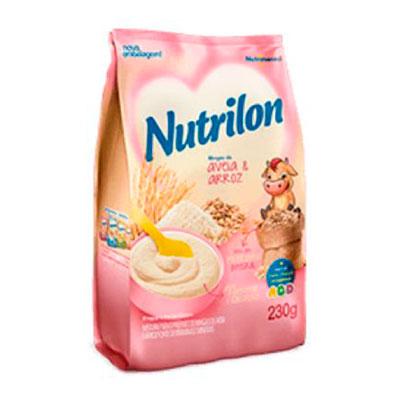 MINGAU NUTRILON 230G ARROZ SACHÊ