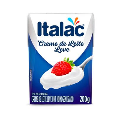 CREME DE LEITE 200G ITALAC CX