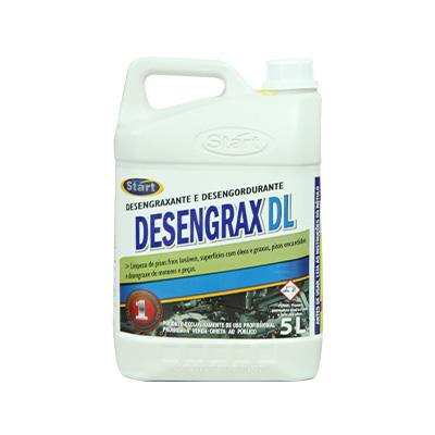 DESENGRAXANTE 5LT DESENGRAX DL START