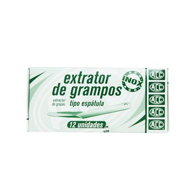 EXTRATOR GRAMPO ESPÁTULA AÇO INOX ACC