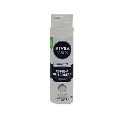ESPUMA NIVEA FOR MEN SENSITIVE 2