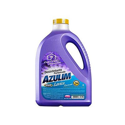 DESINFETANTE 5LT AZULIM LAVANDA START