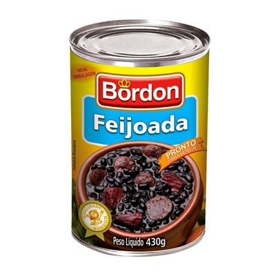FEIJOADA 430G BORDON LT