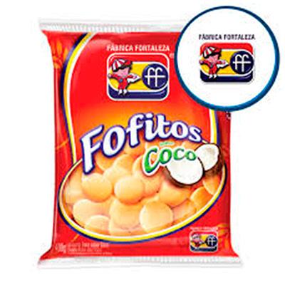 FORTALEZA FOFITOS COCO 400G