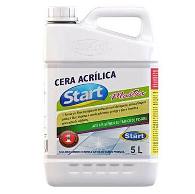 CERA ACRÍLICA 5LT MASTER START