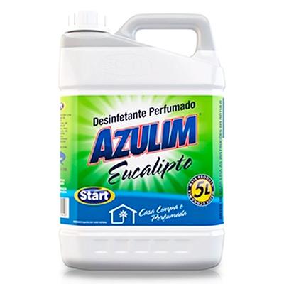 DESINFETANTE 20LT AZULIM EUCALIPTO START