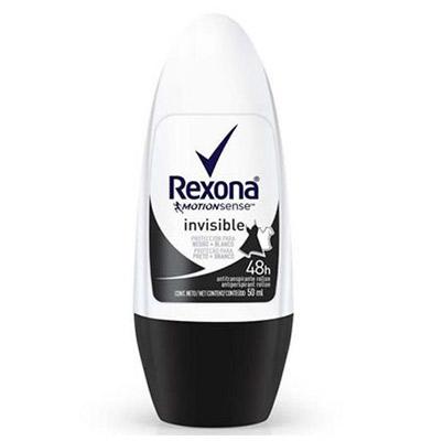 REXONA DEO ROLLON INVISIBLE WOMEM 50ML