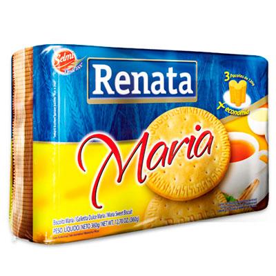 BISCOITO RENATA 360G MARIA