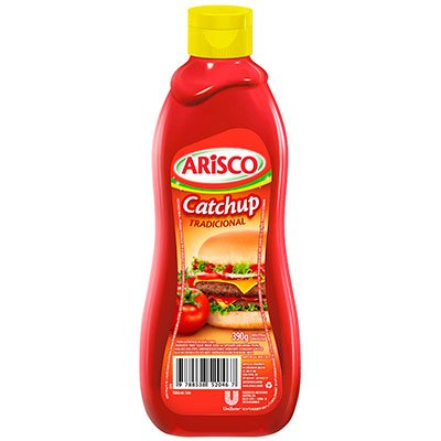 CATCHUP 390G TRADICIONAL ARISCO FR
