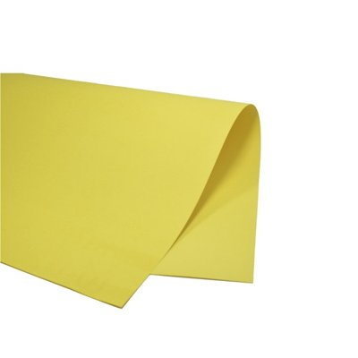 PAPEL COLOR SET 48X66CM AMARELO