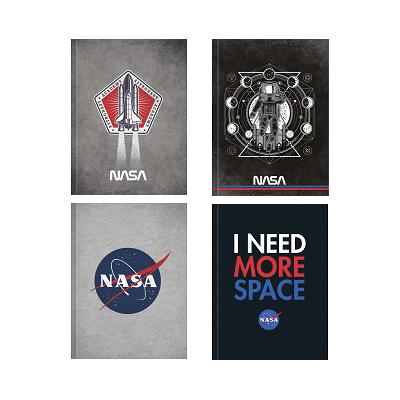 CADERNO BROCHURA CD UN NASA 80FLS