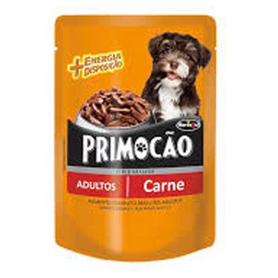 PRIMOCÃO SACHÊ CARNE ADULTO 100G