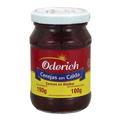 CEREJAS ODERICH 100G