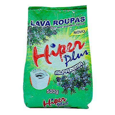 LAVA ROUPAS 500GR HIPER PLUS ALFAZEMA