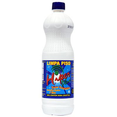 LIMPA.PISO HIPER PLUS 12X1L