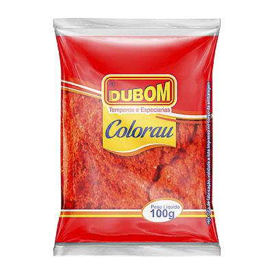 COLORAU DUBOM 100G