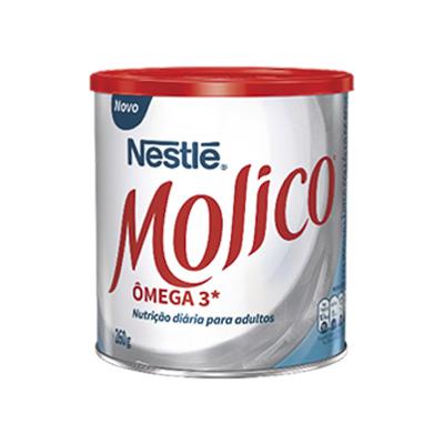 COMPOSTO LÁCTEO MOLICO ÔMEGA 3 NESTLÉ LATA 260G