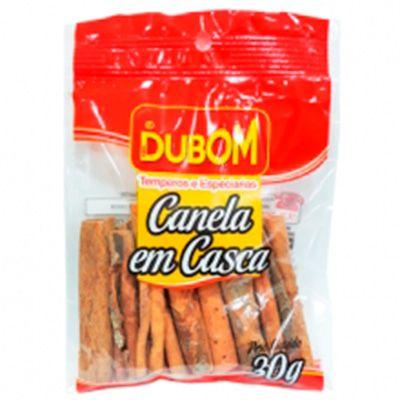 CANELA EM CASCA DUBOM 30G