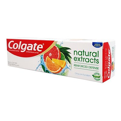 CREME DENTAL 90G COLGATE NATURAL EXTRACTS