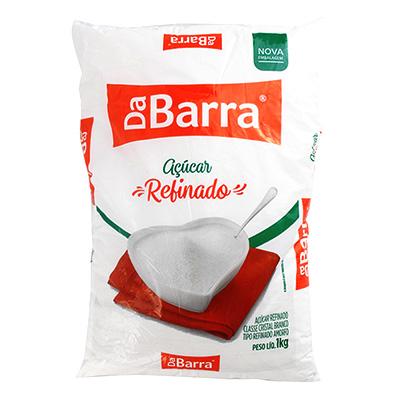 AÇÚCAR REFINADO 1KG DA BARRA