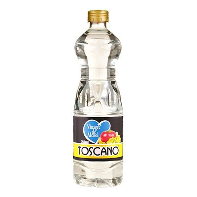 VINAGRE DE LCOOL 500ML TOSCANO