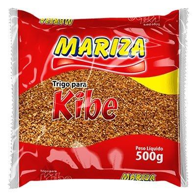 TRIGO PARA KIBE MARIZA PACOTE 500G
