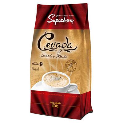 CAFÉ DE CEVADA 500G SUPERBOM
