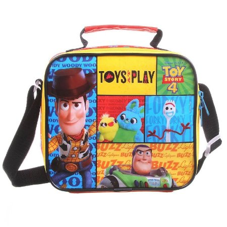 LANCHEIRA SOFT TOY STORY