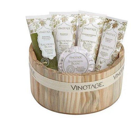 Kit  Ofurô Vinotage  Sauv.Blanc