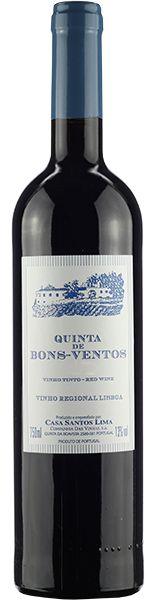 Quinta De Bons Ventos Tinto - 750ml