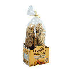 Cacilda Biscoito Merengue de Amendoim 200g