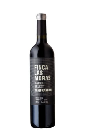 Finca Las Moras Barrel Select Tempranillo 750ml
