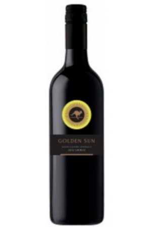 Golden Sun Shiraz 750ml